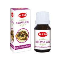 Hem Mystic Frankincense Myrrh Aroma Oil Fragrance
