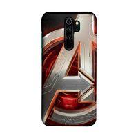 Macmerise Avengers Version 2 Sleek Phone Case For Xiaomi Redmi Note 8 Pro