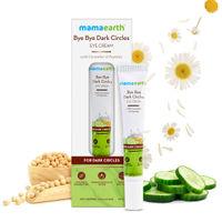 Mamaearth Bye Bye Dark Circles Eye Cream