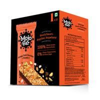 Mojo Bar Healthy Snack - Orange, Dark Chocolate + Vitamin - Pack Of 15
