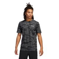 adidas Printed Ess Aop Tee T-shirt - Black