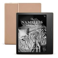 Amazon All-New Kindle Oasis (10th Gen) - Now with adjustable warm light, 32 GB(Champagne Gold)