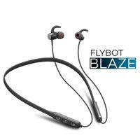 Flybot Blaze Bluetooth In Ear Neckband Earphone with Qualcomm