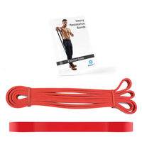 Boldfit Heavy Resistance Band For Exercise & Stretching