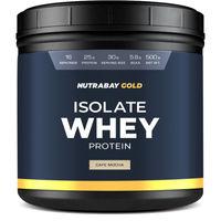 Nutrabay Gold 100% Whey Protein Isolate - Cafe Mocha
