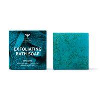 Bombay Shaving Company Exfoliating Menthol Refreshing Bath Soap