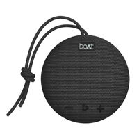 boAt Stone 190 N 5W Portable Wireless Speaker with IPX7 and Bluetooth V5.0 (Black)