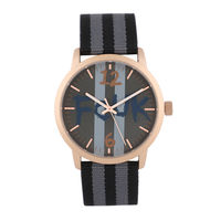 FCUK Grey Dial Analog Watches For Men - FK0001A