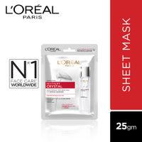L'Oreal Paris Revitalift Crystal Micro-Essence Brightening Sheet Mask