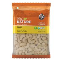 Pro Nature Organic Cashew Nuts