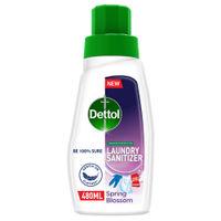 Dettol After Detergent Wash Liquid Laundry Sanitizer Spring Blossom