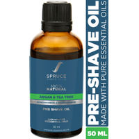Spruce Shave Club Pre Shave Oil - Argan & Tea Tree