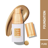 MyGlamm Treat Love Care 24Hrs Anti-Pollution Foundation