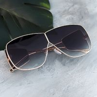 Bellofox Alabama Sunnies Black Sunglasses