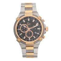 Gc Y24002g2 Black Dial Watch For Men