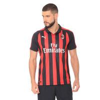 Puma Men's Ac Milan Home Replica Jersey - Red