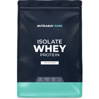 Nutrabay Pure 100% Whey Protein Isolate - Unflavoured