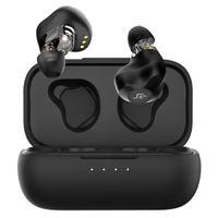 Crossbeats Evolve Dual Dynamic Drivers True Wireless Earbuds (Black)