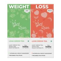 The Healthy Company Lean Green Tea Plan