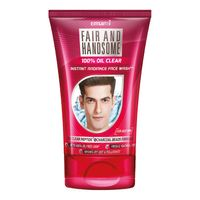 Fair & Handsome 100% Oil Clear Instant Radiance Face Wash