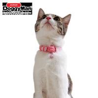 DoggyMan Stylish Cat Collar Silky - Pink (88418)