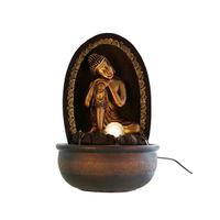 eCraftIndia Lord Buddha On Stones Water Fountain