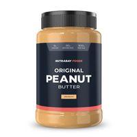 Nutrabay Foods Original Peanut Butter - Crunchy