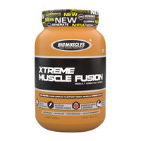 Big Muscles Nutrition Xtreme Muscle Fusion Malt Chocolate Powder