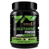 MuscleXP Micronized L-glutamine Powder - Unflavored