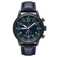 Unlisted by Kenneth Cole Analog Blue Dial Men's Watch - UL51160004