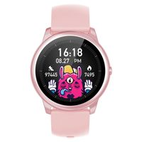 French Connection Unisex Touch Screen Smartwatch With Bluetooth Call Function R7-D