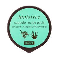 Innisfree Capsule Recipe Pack - Bija & Aloe Vera