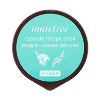 Innisfree Capsule Recipe Pack - Bija & Tea Tree
