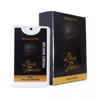 Ramsons Black Thunder Perfume Eau De Pocket Perfume