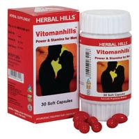 Herbal Hills Vitomanhills Capsule