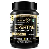 MuscleXP Micronized Creatine Monohydrate Powder Unflavored