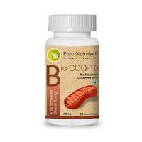 Pure Nutrition Bio COQ-10 60 Capsules