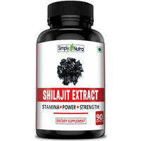 Simply Nutra Shilajit 90 Capsules