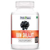 Simply Nutra Raw Shilajit Natural Potent Form Powder