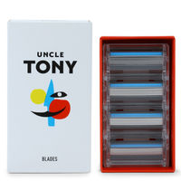 Uncle Tony Four Blades Pack
