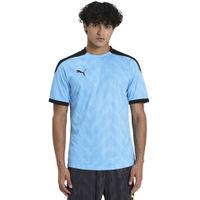 Puma Men's Ftblnxt Graphic Soccer Jersey - Blue