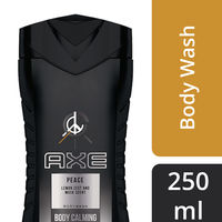 Axe Peace Body Wash - Lemon Zest & Musk Scent