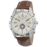 Timex Analog White Dial Men's Watch (TI000U90000)