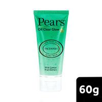 Pears Oil Clear Facewash Ultra Mild pH Balanced with Lemon Flower Extract