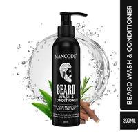 ManCode Beard Wash And Conditioner