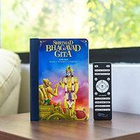 Shemaroo Shrimad Bhagavad Gita in English Hindi & Sanskrit Audio Language