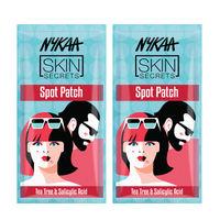 Nykaa Tea Tree & Salicylic Acid Spot Patch (pack Of 2)
