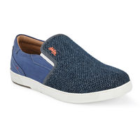 Hitz Blue Casual Shoes