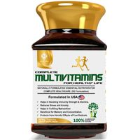 Mountainor Complete Multivitamins Capsules For Healthy Life With Probiotics