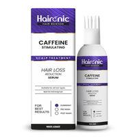 Haironic Caffeine Stimulating Scalp Treatment Hair Serum, For All Hair Types